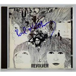 PAUL MCCARTNEY SIGNED CD.