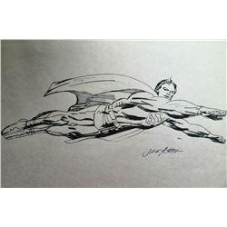 JACK KIRBY - SUPERMAN.