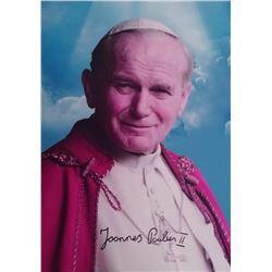 JOHN PAUL II (1920-2005).