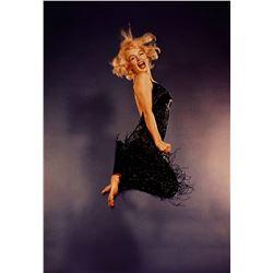 PHILIPPE HALSMAN - MARILYN JUMP (1959).