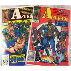 The A Team comics.