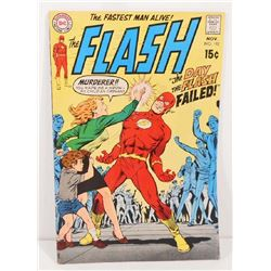 1969 THE FLASH NO. 192 COMIC BOOK