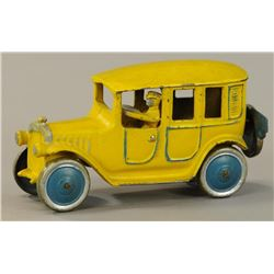 FREIDAG YELLOW CAB