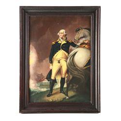 PORTRAIT OF GENERAL GEORGE WASHINGTON.