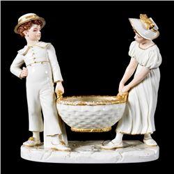 Royal Worcester, Figural Group