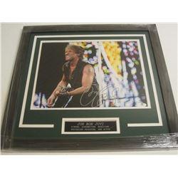 Jon Bon Jovi Signed