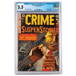 CRIME SUSPENSTORIES #17