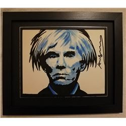 ANDY WARHOL (1928-1987) SELF PORTRAIT.