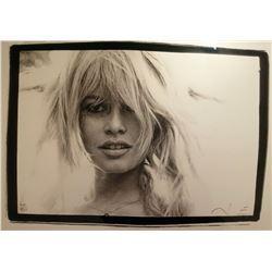BERT STERN (1929-2013): Brigitte Bardot, Saint Tropez, 1961