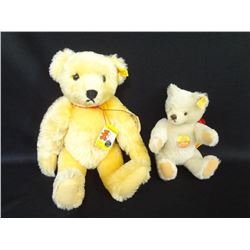 ORIGINAL Steiff Bears.