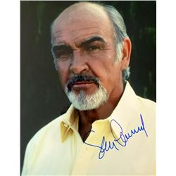 SEAN CONNERY SIGNED PHOTO.