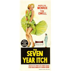 The Seven Year Itch (20th Century Fox, 1955). Australian One Sheet