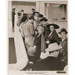 Marilyn Monroe publicity photograph