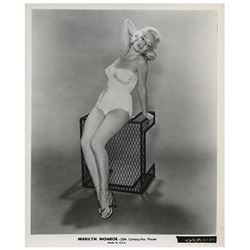 Marilyn Monroe vintage photo.