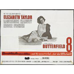 Butterfield 8 poster.