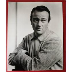 (3) John Wayne.