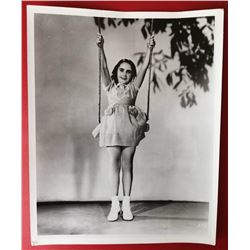 Elizabeth Taylor vintage Photograph