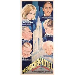 Grand Hotel poster (1932)