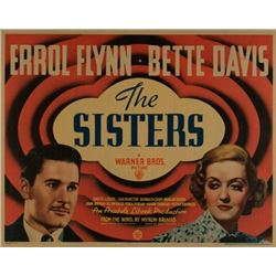THE SISTERS (1938) MOVIE POSTER.