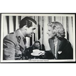 Suzy - Cary Grant and Jean Harlow card.