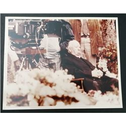 ALFRED HITCHCOCK ORIGINAL PHOTO.