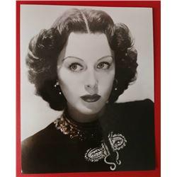 HEDY LAMARR (1914-2000). VINTAGE PHOTO.