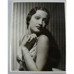 DOROTHY LAMOUR BY WILLIAM WALLING