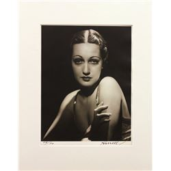 Dorothy Lamour by George Hurrell.