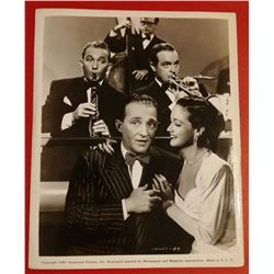 BING CROSBY/DOROTHY LAMOUR VINTAGE PHOTO.