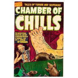 CHAMBER of CHILLS #16 comic