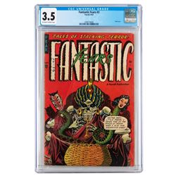 FANTASTIC FEARS #3 comic
