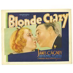 Blonde Crazy (Warner Brothers, 1931).