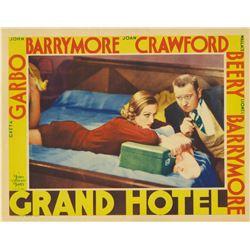 Grand Hotel (MGM, 1932).