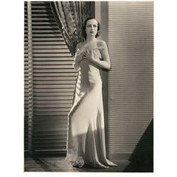 JOAN CRAWFORD IN THE FILM GRAND HOTEL - GEORGE HURRELL.