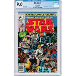 Star Wars #2 comic.