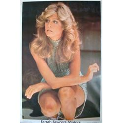 LOGAN'S RUN FARRAH FAWCETT POSTER.