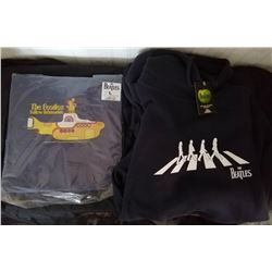 BEATLES T-Shirt and Hoodie.