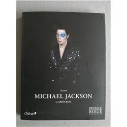 ARNO BANI - Michael Jackson auction catalogue.