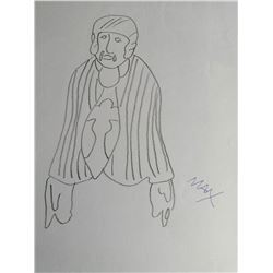 PETER MAX (1937-).