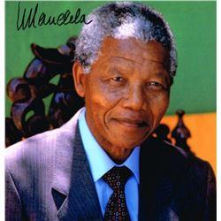 NELSON MANDELA (1918-2013).