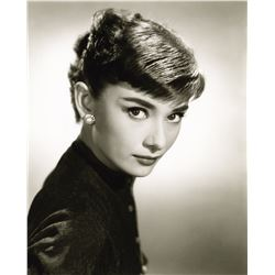 Bud Fraker (1916-2002) - Audrey Hepburn 1957.