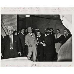 PHOTOGRAPHER: BOB JACKSON: LEE HARVEY OSWALD ASSASSINATION.