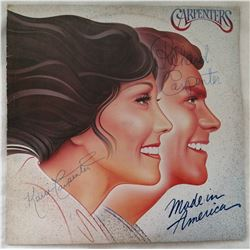 KAREN AND RICHARD CARPENTER.