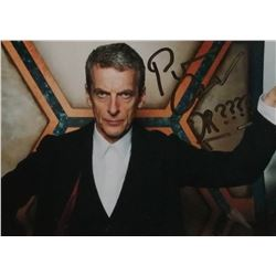 DOCTOR WHO - PETER CAPALDI.