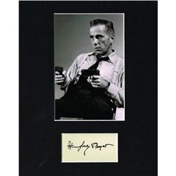 HUMPHREY BOGART (1899-1957).