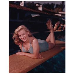 MARILYN MONROE BY BERNARD OF HOLLYWOOD.