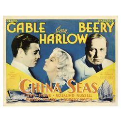 China Seas (MGM, 1935)