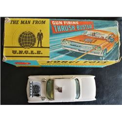 Corgi 497 Man from UNCLE oldsmobile Diecast. 1966-1969.