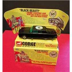 CORGI 268 GREEN HORNET 'BLACK BEAUTY'.