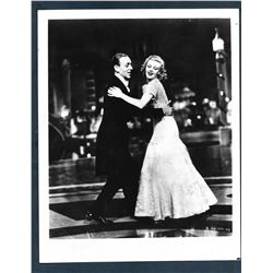 GINGER ROGERS & FRED ASTAIRE VINTAGE PHOTO.